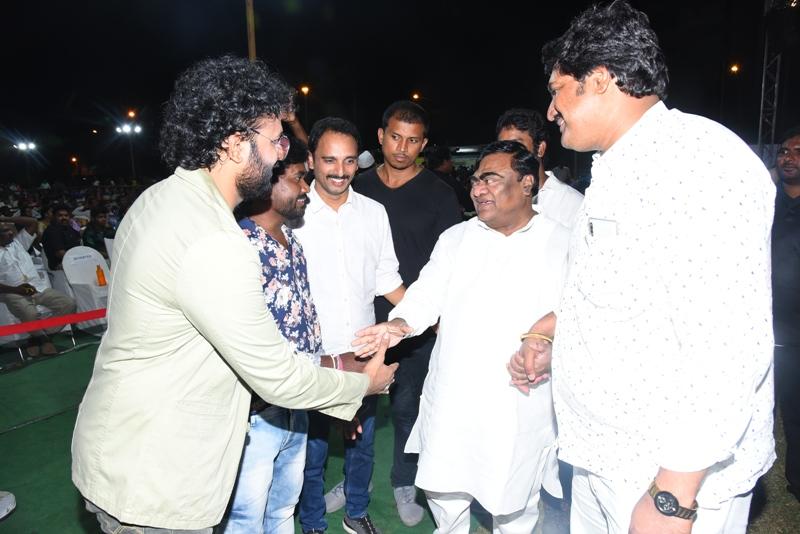 Prema Pipasi event in Vijayawada