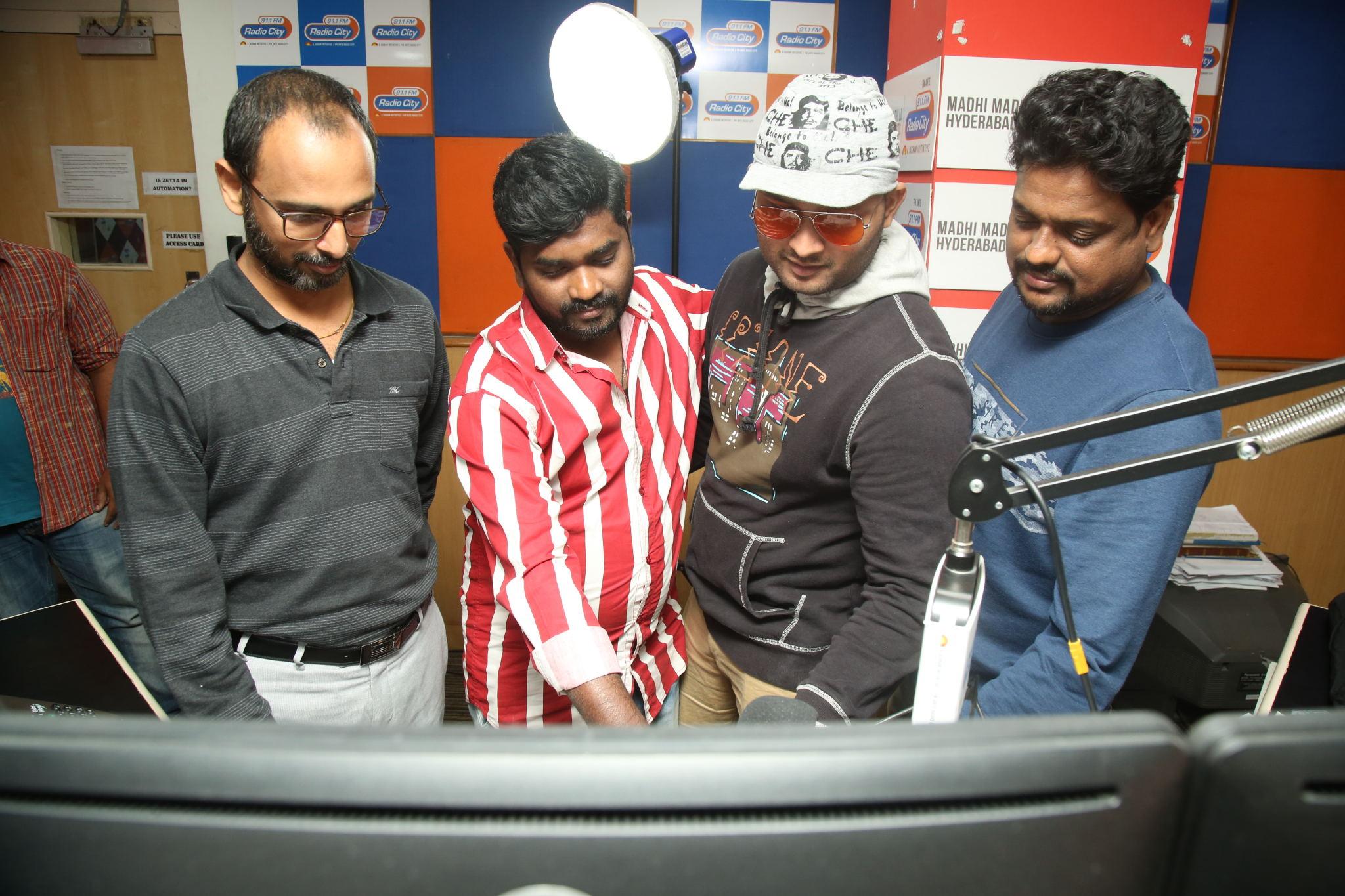Prema Pipasi movie Bungamoothi Pilla Song Launch At Radio City